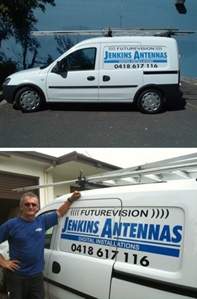 Central Coast Antenna Services