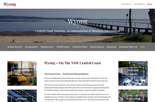 Wyong Business Advertising